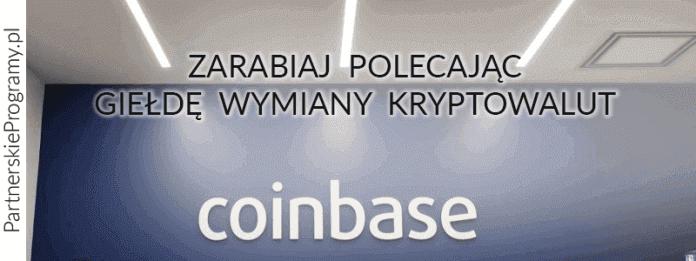 Program partnerski Coinbase